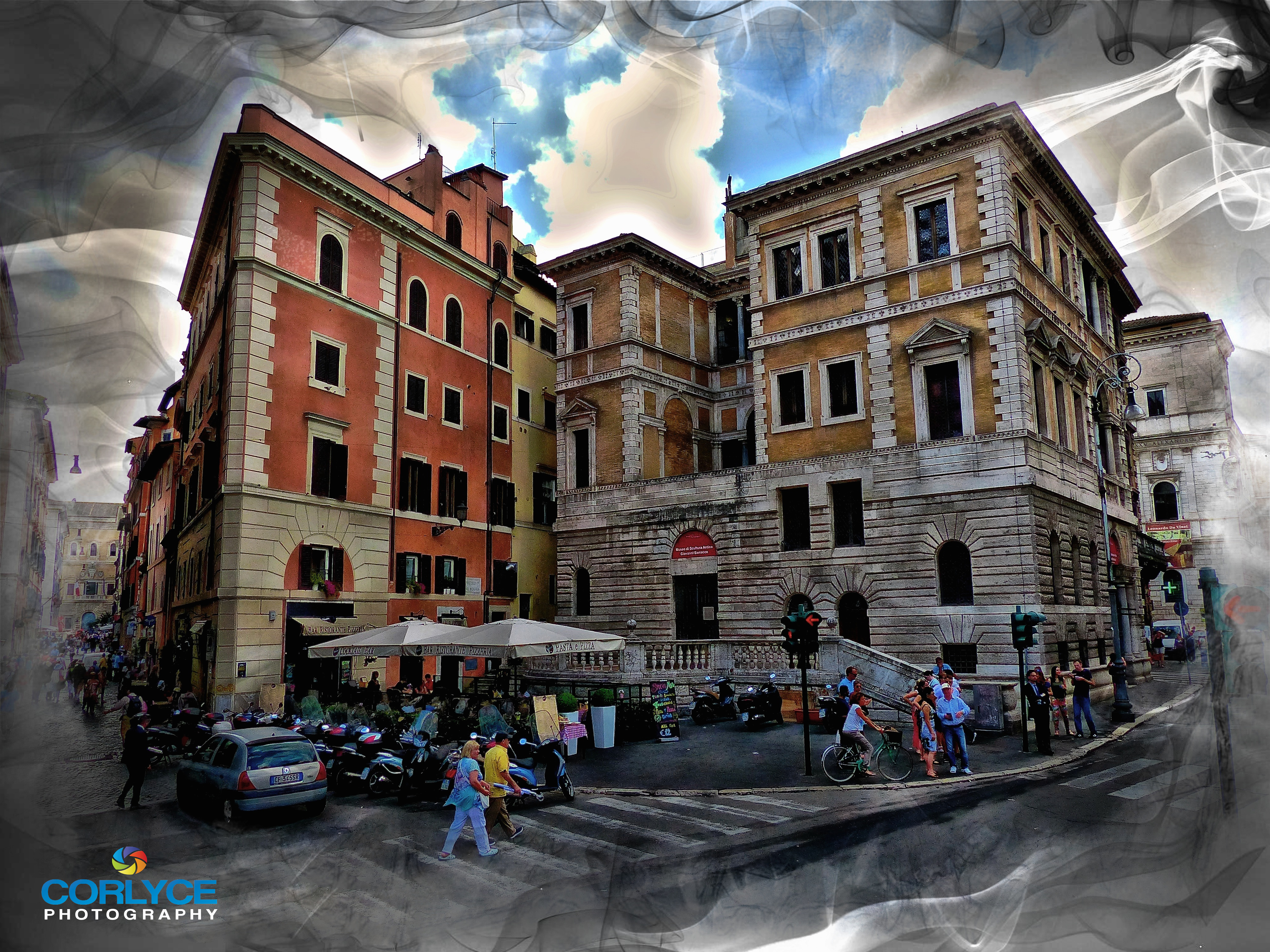 Rome, Italy. For Sale on Fine Art America.